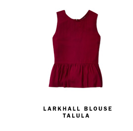 Larkhall Blouse Talula
