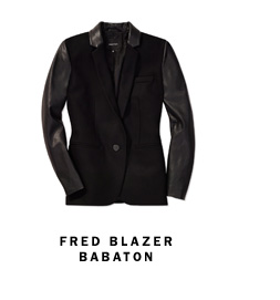 Fred Blazer Babaton
