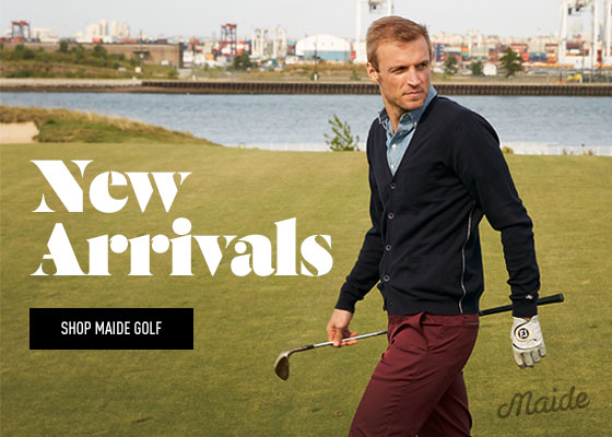 Maide Golf New Arrivals