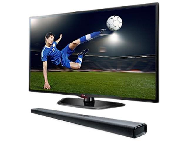 LG 47 inch 1080p TruMotion 120Hz LED-LCD HDTV + Sound Bar 47LN5790
