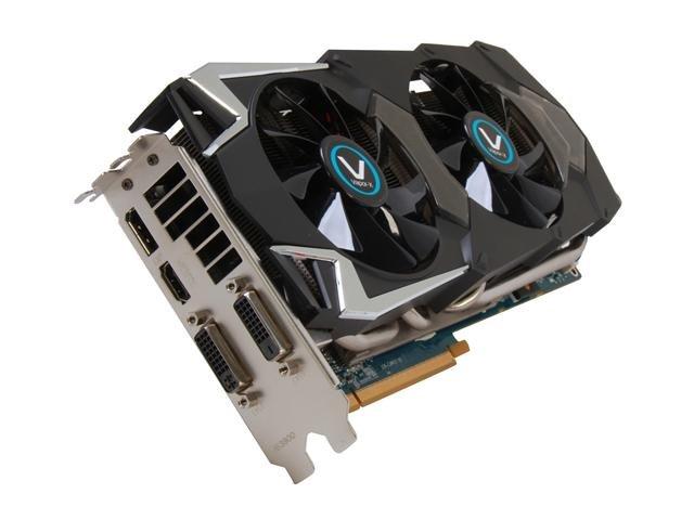 SAPPHIRE Vapor-X 100351VXSR Radeon HD 7970 GHz Edition 3GB 384-bit GDDR5 PCI Express 3.0 x16 HDCP Ready CrossFireX Support Video Card