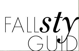 FALL STYLE GUIDES