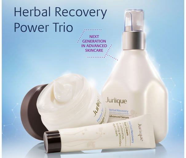 Herbal Recovery Power Trio