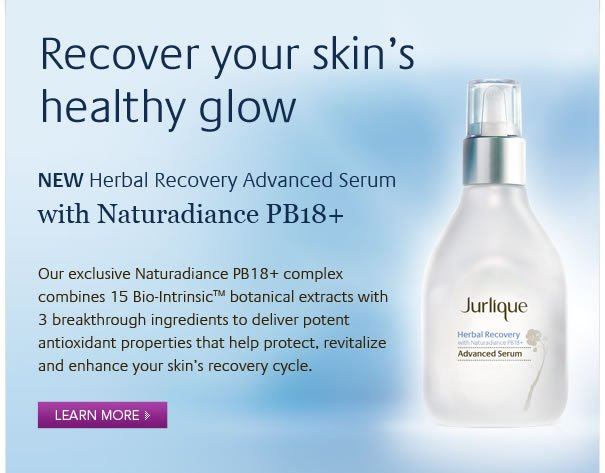 Recover your skin's healthy glow