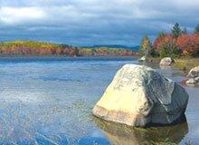 A New England Fall