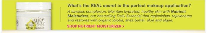 Nutrient Moisturizer is back in stock!