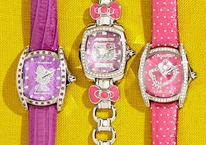 Up to 75% Off: Hello Kitty Watches