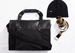 Cold-Weather Prep: Adidas SLVR Accessories