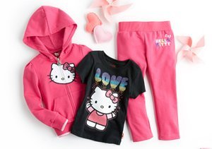 Hello Kitty: Outfits for Girls