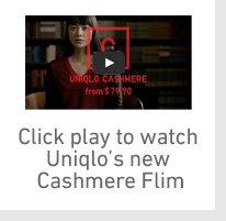 CASHMERE VIDEO