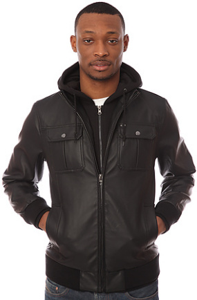 The Rapture Jacket in Black