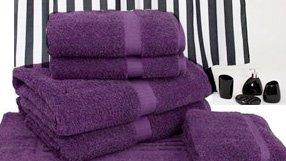 Luxury Bath Towels & Accessories