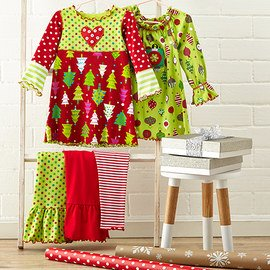 Yuletide Trends: Girls' Apparel