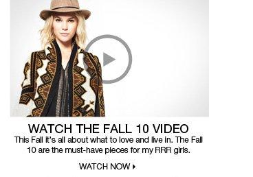 RRR Fall10 Video