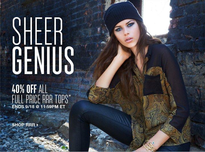 Shop Tops*