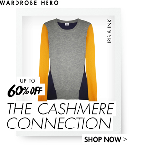 UP TO 60% OFF CASHMERE