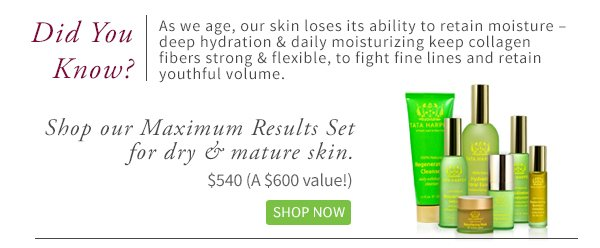 Shop Maximum Results Set for Dry & Sensitive Skin