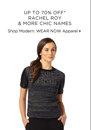 Up To 70% Off* Rachel Roy & More Chic Names