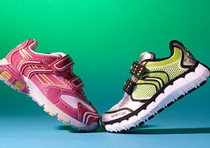 Little Athletes: Kids' Sneakers