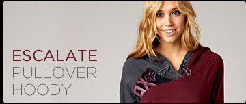 Escalate Pullover Hoody