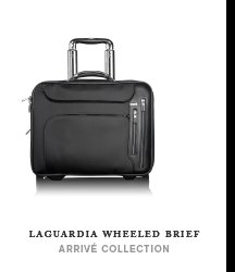 Shop LaGuardia Wheeled Brief