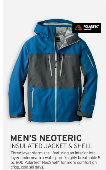 Men's Neoteric Shell Jacket