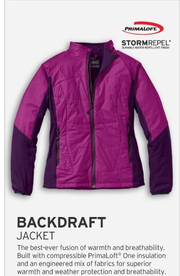 Women's Backdraft Jacket