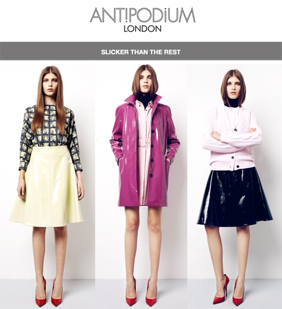 Antipodium Autumn Winter 2013