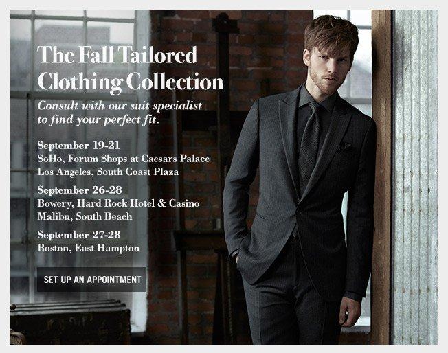 The Suit Shop