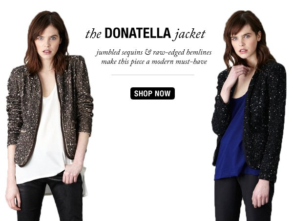 Donatella Jacket
