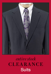 Clearance Suits - Extra 25% Off