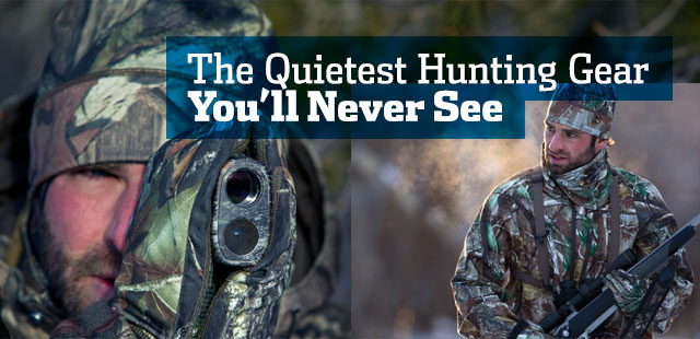The Quietest Hunting Gear You'll Never See