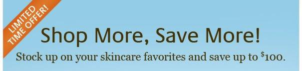 Shop More, Save More!
