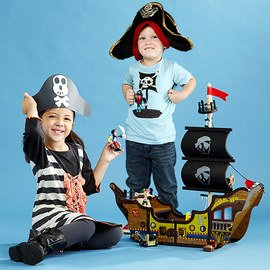 A Pirate's Life: Apparel & Toys