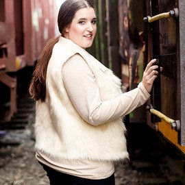 Outfit Must-Haves: Plus-Size Vests