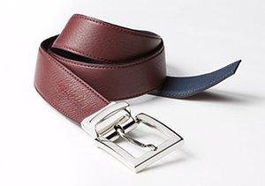 Reversible Belts by Leone Braconi