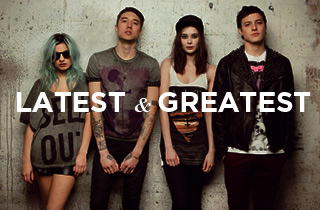 Latest & Greatest