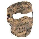 United States Army Uniform Neoprene Full Face Mask