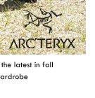 Shop Arc'Teryx