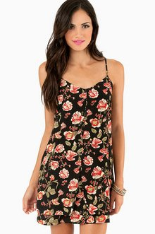 FLOWER MY VINES CAMI DRESS 37