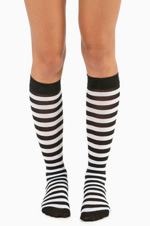 ALCATRAZ KNEE HIGH SOCKS 8