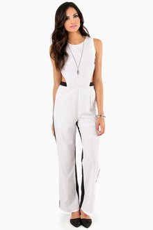 BRINGING OPEN BACK JUMPSUIT 37