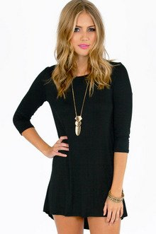 DOWN LOW TUNIC DRESS 25