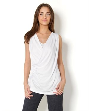 Teez-Her The Secret Shaper Draped Tank