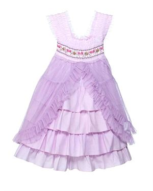 Luna Luna Copenhagen Ruffle Girl's Dress