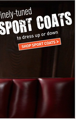 Shop All Sport Coats