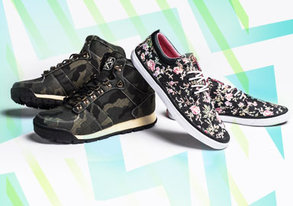 Shop Brand New: Bold Shoes by Radii