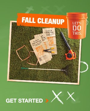 Fall Cleanup Get Started