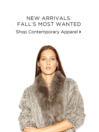 New Arrivals: Fall's Most Wanted