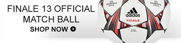 Shop Champions League Finale Match Ball »
